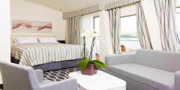 Люкс с панорамными окнами