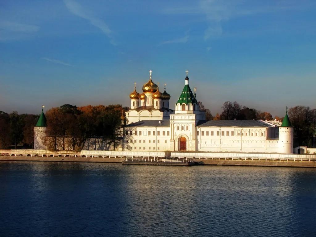 Стоянка в городе Кострома