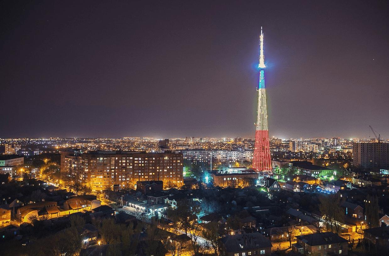 Ростовская телебашня